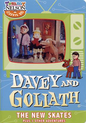 Davey & Goliath: The New Skates