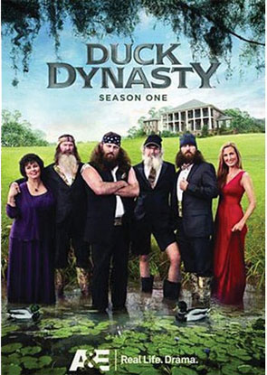 Duck Dynasty: Season 1 - (2 Disc Collection)