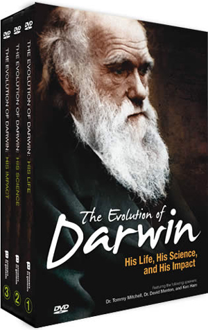 The Evolution Of Darwin: 3 Complete Boxed Collection