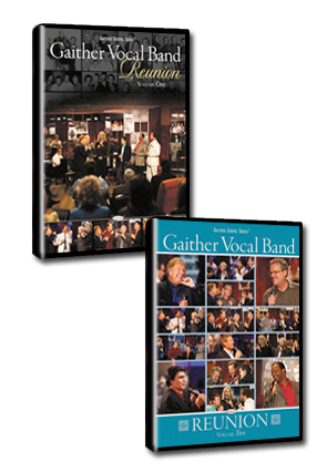 Gaither Vocal Band Reunion: Volumes 1 & 2  Collection