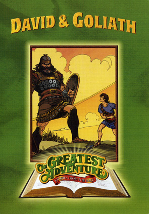 Greatest Adventure: David and Goliath