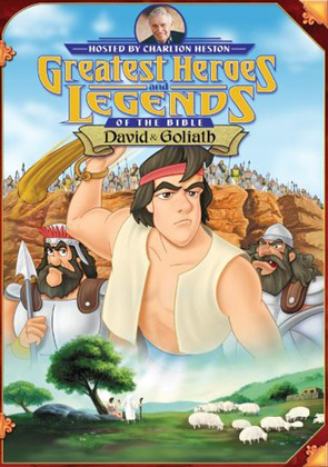 Greatest Heroes And Legends: David And Goliath