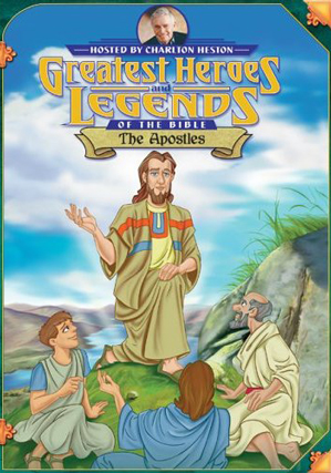 Greatest Heroes And Legends: The Apostles