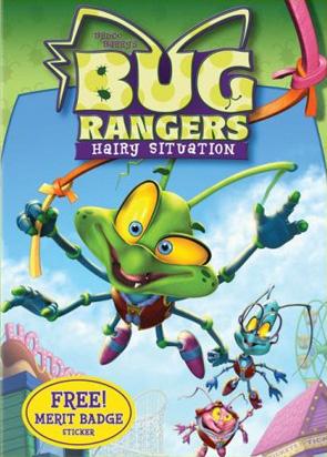 Bug Rangers: Hairy Situation