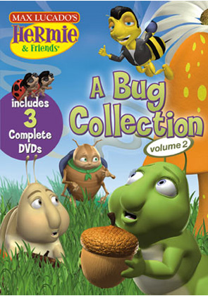 Max Lucado's Hermie & Friends: A Bug Collection Volume 2 - 3 Disc Set