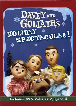 Davey & Goliath's Holiday Spectacular!