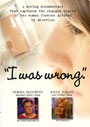 I Was Wrong - DVD