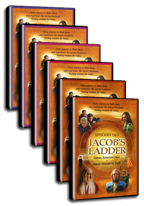 Jacob's Ladder: The Complete Series