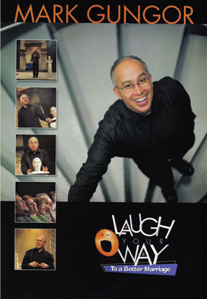 Mark Gungor: Laugh Your Way to a Better Marriage 4-Disk Set