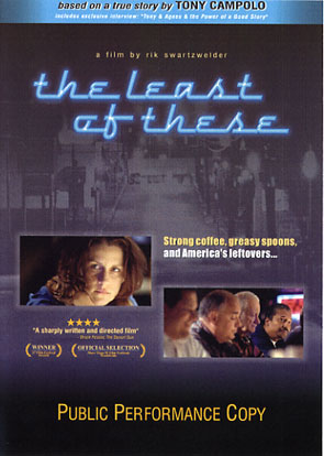 The Least of These - Performance Copy