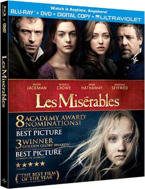 Les Miserables /DVD Combo
