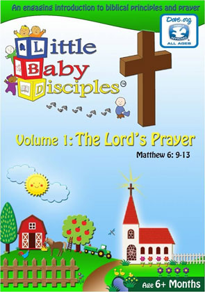 Little Baby Disciples Volume 1: The Lord's Prayer