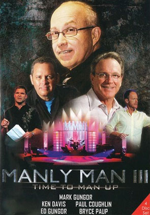 Mark Gungor: Manly Man Conference III: Time To Man Up - 4 Disc Set