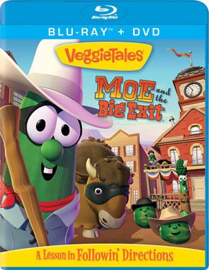 VeggieTales: Moe & The Big Exit