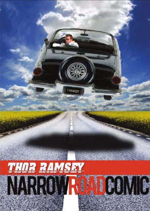 Thor Ramsey: Narrow Road Comic