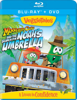 VeggieTales: Minnesota Cuke and Noah's Umbrella
