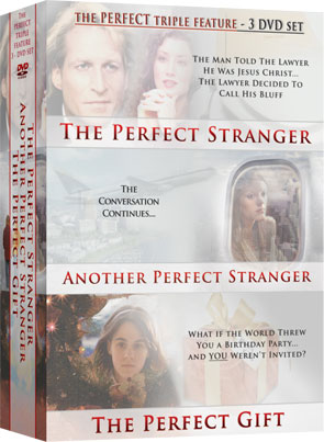 The Perfect Stranger Triple Feature 3 DVD Set
