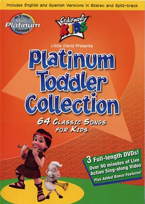 Cedarmont Kids: Platinum Toddler Collection
