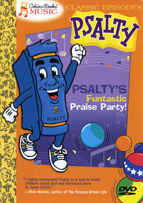Psalty: Funtastic Praise Party!