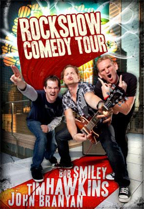 Tim Hawkins' Rockshow Comedy Tour