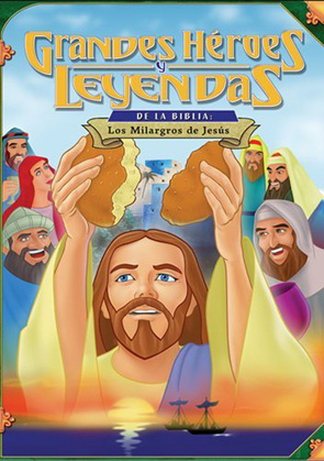 SPANISH - Greatest Heroes And Legends: Miracles Of Jesus