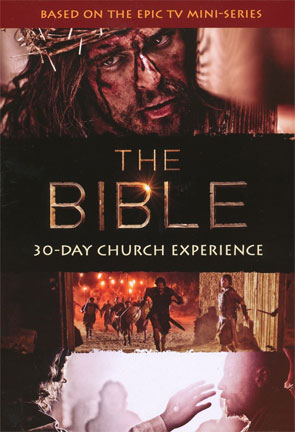 The Bible: 30-Day Church Experience - Campaign Kit - Church Study