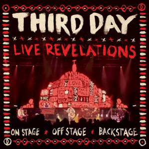 Third Day: Live Revelations - 2-Disc DVD/CD Set
