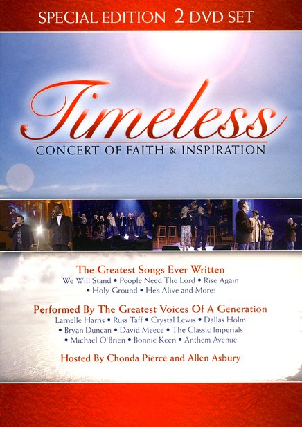 The Timeless Concert Of Faith & Inspiration 2 Set