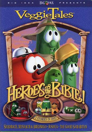 VeggieTales: Heroes Of The Bible - Vol. 2: Shadrach, Joshua, and Good Samaritan