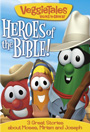 VeggieTales: Heroes Of The Bible - Vol. 3: Moses Miriam and Joseph - DVD