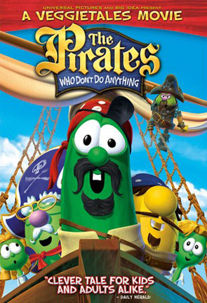 A VeggieTales Movie: The Pirates Who Don't Do Anything