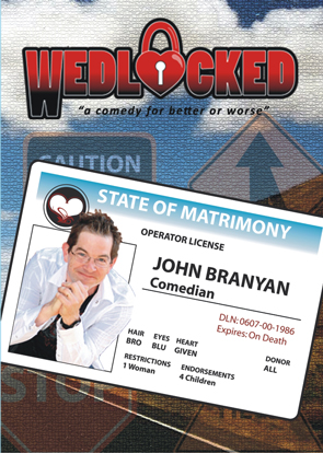John Branyan: WedLocked