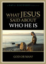 What Jesus Said About Who He Is - DVD