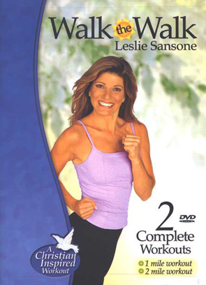 Leslie Sansone: Walk The Walk: 1 & 2 Mile Workouts