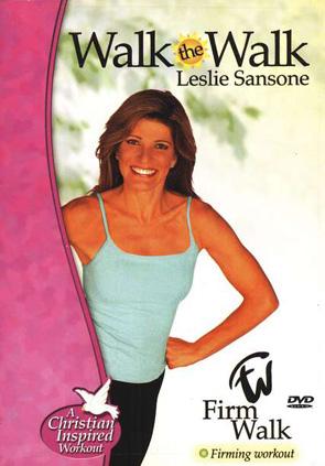 Leslie Sansone: Walk The Walk: Firm Walk