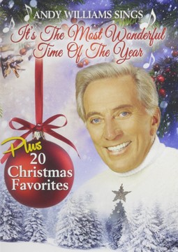 Andy Williams Christmas.Andy Williams It S The Most Wonderful Time Of The Year