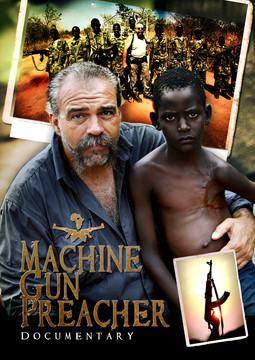Machine Gun Preacher Christian Movies On Demand