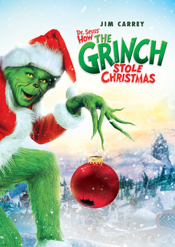 How The Grinch Stole Christmas Book.Dr Seuss How The Grinch Stole Christmas 2000